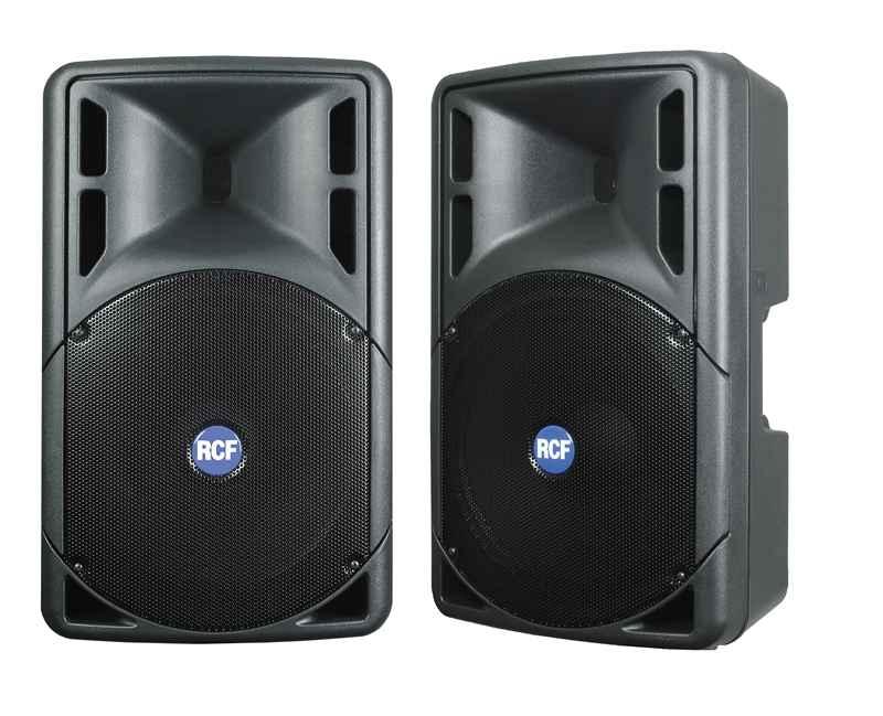 RCF 310A 350 Watt Fullrangeboxen
